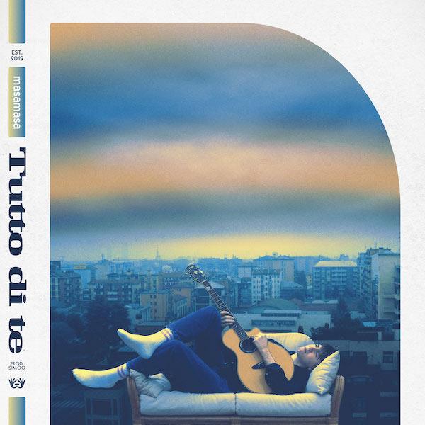 """copertina singolo """"Tutto Di Te"""" Masamasa"""