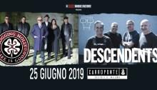 Flogging Molly e Descendents in concerto insieme il 25 giugno al Carroponte di Milano