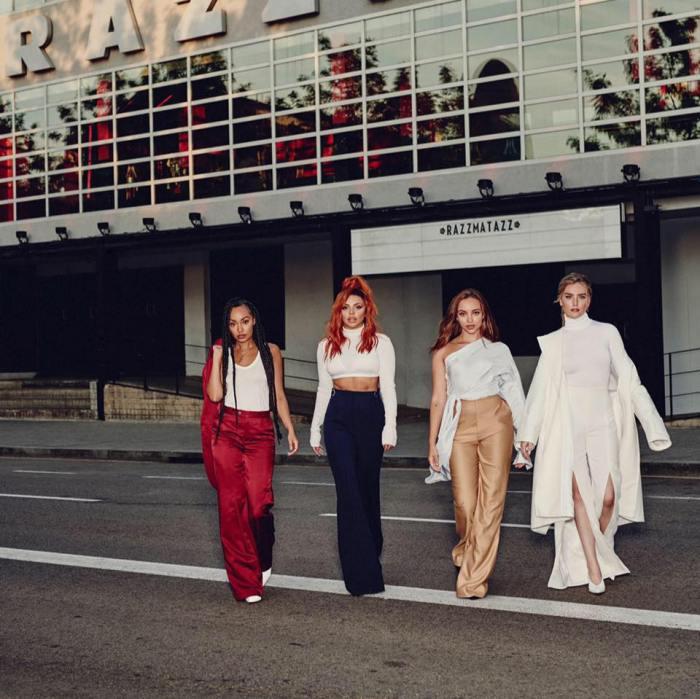 Little Mix in concerto il 18 settembre al Mediolanum Forum di Milano