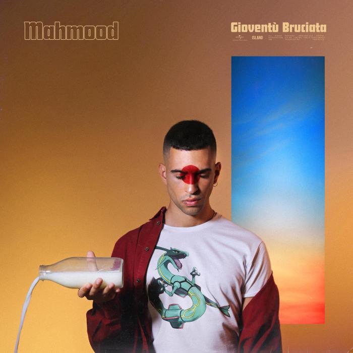 """Mahmood pubblica l'album d'esordio """"Gioventù Bruciata"""" contenente la canzone vincitrice di Sanremo 2019 """"Soldi"""""""