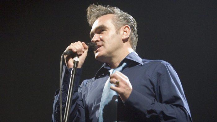 """Morrissey pubblica la cover di """"It's Over"""" di Roy Orbison contenuta nel prossimo disco """"California Son"""""""