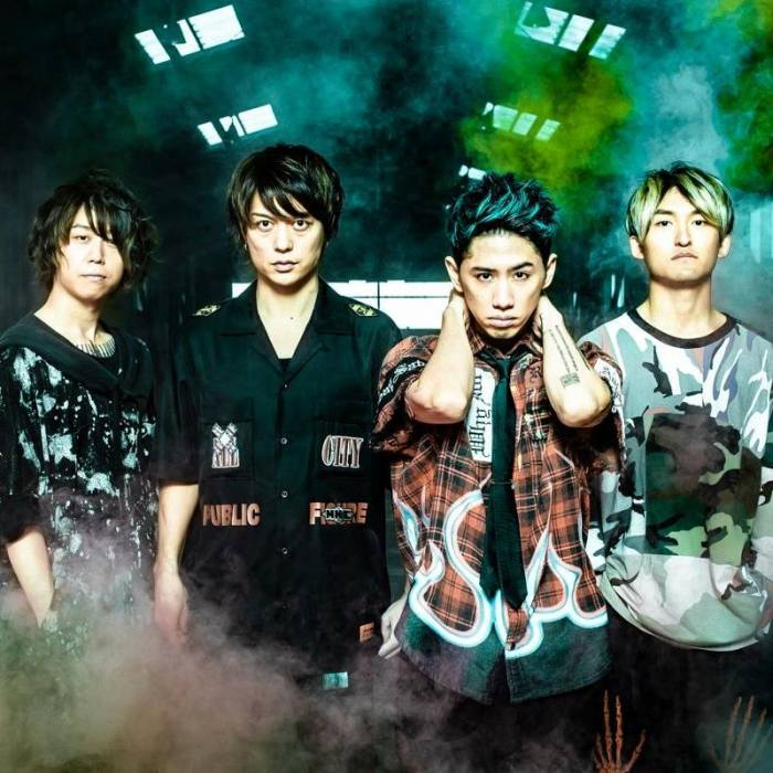 "La band rock giapponese One Ok Rock arriva in concerto il 23 maggio a Milano con il nuovo album ""Eye Of The Storm"""