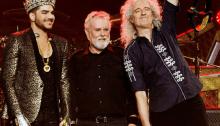 """Il 29 aprile sulla ABC andrà in onda il documentario dei Queen + Adam Lambert """"The Show Must Go On"""""""