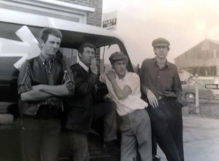 Doug Sandom batterista dei Detours poi diventati The Who è morto a 89 anni