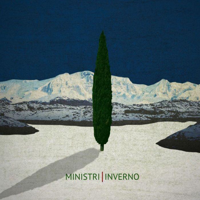 """Ministri copertina singolo """"Inverno"""" De André"""
