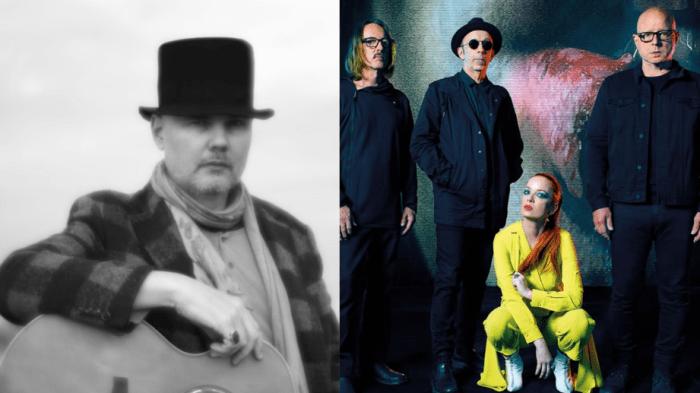 Billy Corgan in concerto al Vittoriale il 28 giugno e i Garbage a Gardone Riviera il 9 luglio