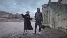 """""""Merci"""" è il nuovo video di Carl Brave girato tra Londra e Parigi"""