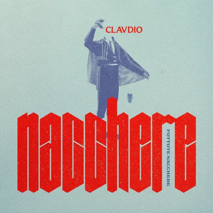 "copertina singolo ""Nacchere"" Clavdio"