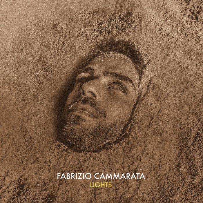 "copertina album ""Lights"" Fabrizio Cammarata"