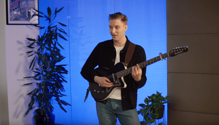 """Pretty Shining People"" è il nuovo video e singolo del cantautore inglese George Ezra"