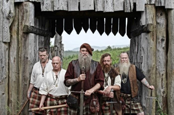 Gli scozzesi Saor Patrol arrivano il 5 giugno dal vivo al Parco Tittoni di Desio (MB)