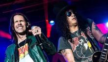 Slash feat Myles Kennedy & The Conspirators in concerto al Fabrique di milano: scaletta, video e foto della serata