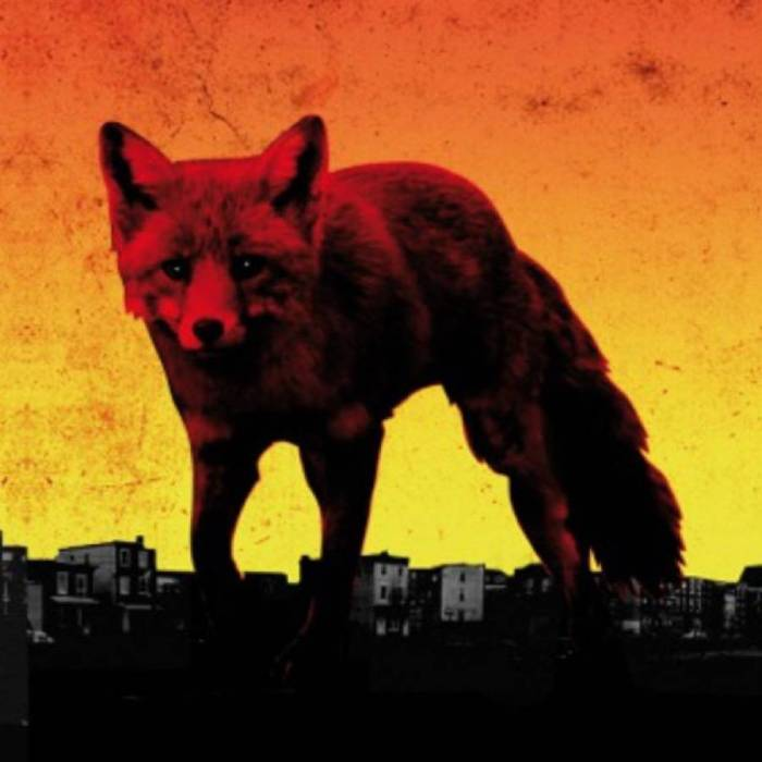 """The Day Is My Enemy"" copertina album The Prodigy"