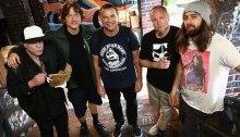 Ugly Kid joe in concerto il 20 giugno al Rock Planet di Pinarella di Cervia (RA)