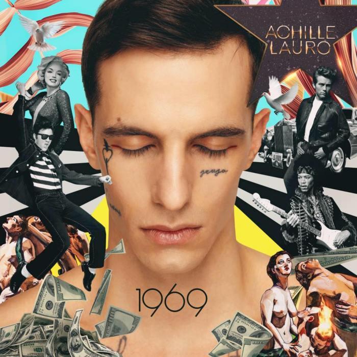 "Achille Lauro pubblica l'album ""1969"""