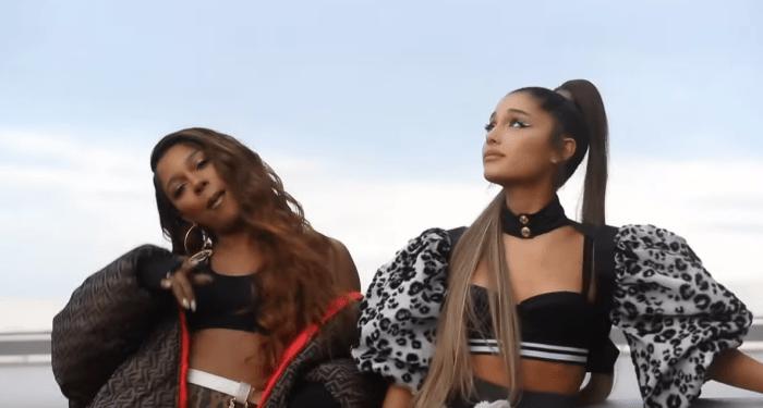 """""""Monopoly"""" è il nuovo singolo e video di Ariana Grande con Victoria Monét"""