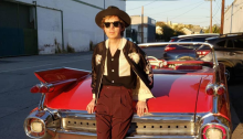 "Beck e Pharrell Williams nel singolo ""Saw Lightning"" dal nuovo album ""Hyperspace"" in uscita a ottobre"