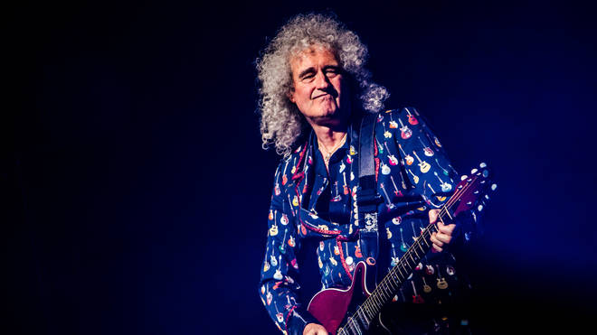 "Brian May due canzoni con Five Finger Death Punch e ""Holy Man"" di Dennis Wilson con Roger Taylor e Taylor Hawkins"