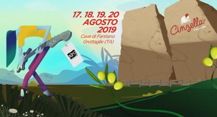 Cinzella Festival 2019 il 19 agosto headliner Afterhours
