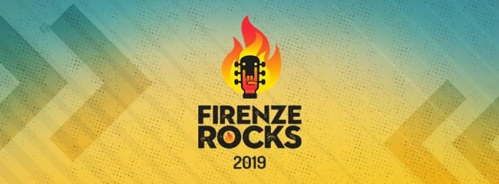 Firenze Rocks 2019 lineup