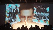 """Achille Lauro presentazione conferenza stampa album """"1969"""" Milano"""
