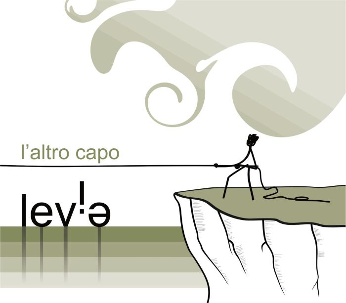 "Levia copertina album ""L'altro capo"""