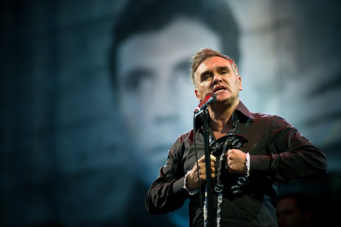 "Morrissey e Billie Joe dei green Day insieme in ""Wedding Bell Blues"" di Laura Nyro"