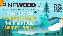 Giorgio poi e Populous si aggiungono alla lineup del Pinewood Festival il 28 e 29 giugno a L'Aquila