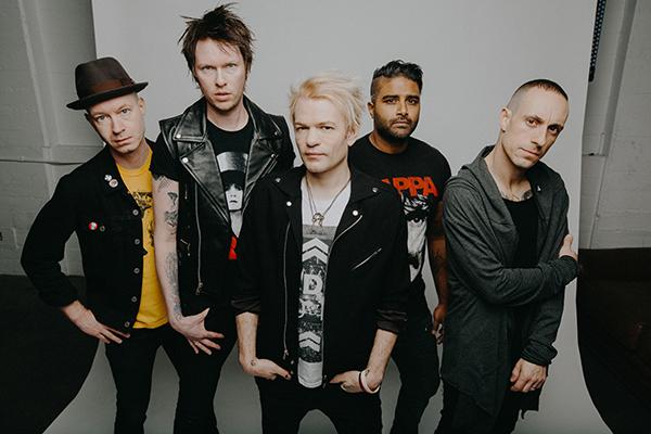 """""""Order In Decline"""" è il nuovo album dei Sum 41 in uscita il 19 luglio"""
