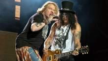 I Guns N' Roses tornano in studio nell'autunno 2019 per il nuovo album
