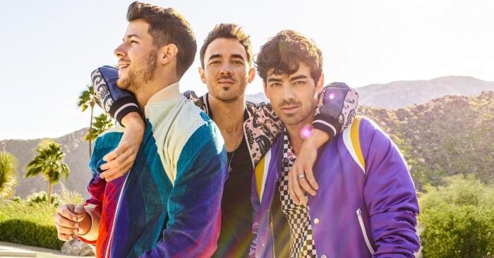 I Jonas Brothers tornano dal vivo il 14 febbraio al Mediolanum Forum di milano