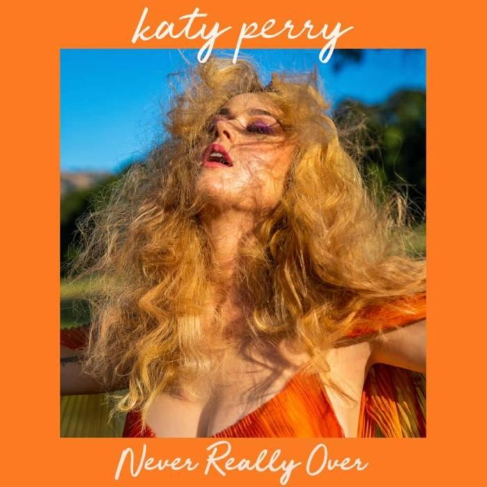 """Il nuovo singolo di Katy Perry, """"Never Really Over"""", esce venerdì 31 maggio"""