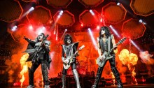 "La scaletta di ""End Of The Road World Tour"" dei Kiss"