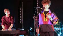 Marie White vincitrice della Emerging Talent Competition di Glastonbury 2019