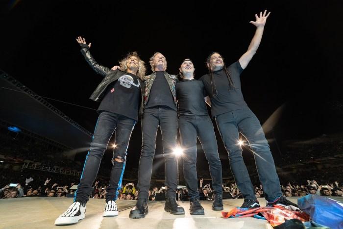 Orari, mappa e regolamento per il concerto dei Metallica l'8 maggio a Milano
