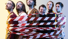 """Le date estive del tour di """"Fuori Dall'Hype"""" dei Pinguini Tattici Nucleari"""