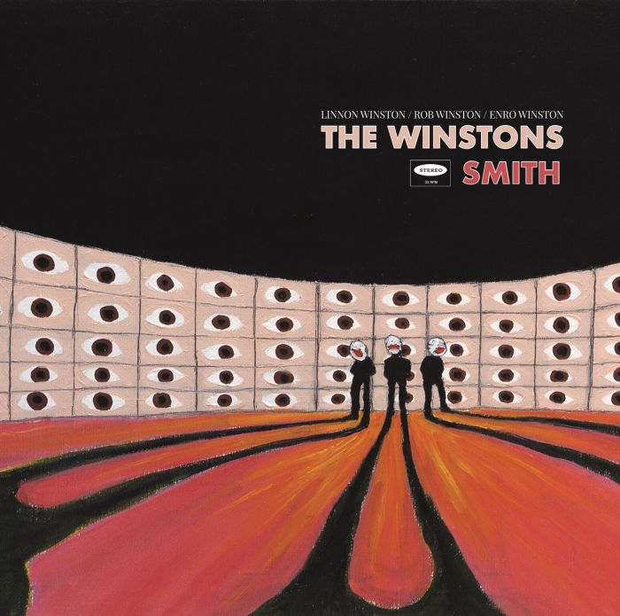 "The Winstons copertina album ""Smith"""