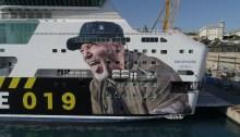 Rhapsody, la nave di Vasco Rossi salperà il 19 maggio e poi in occasione dei concerti in Sardegna del 18 e 19 giugno