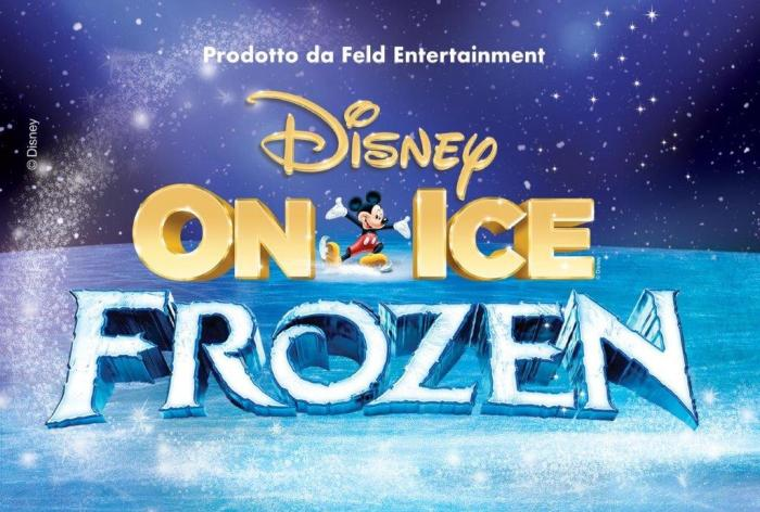 Frozen - Disney On Ice a gennaio nei palasport di Roma e Milano