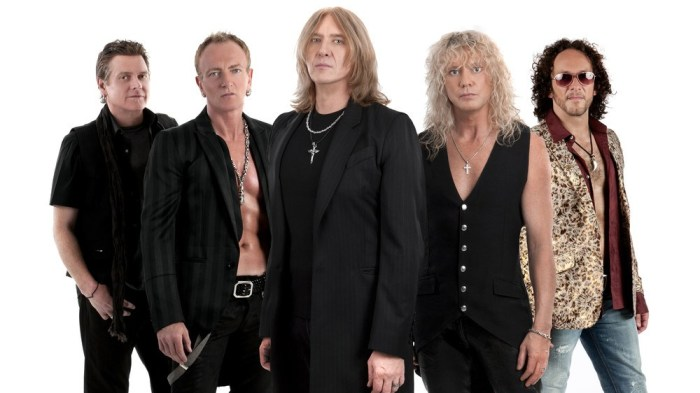Le scalette delle esibizioni di Def Leppard e Whitesnake al mediolanum Forum di Milano