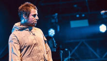 Liam Gallagher al Medimex