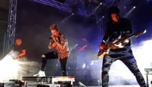 scaletta, foto e video del concerto a Bologna dei papa Roach