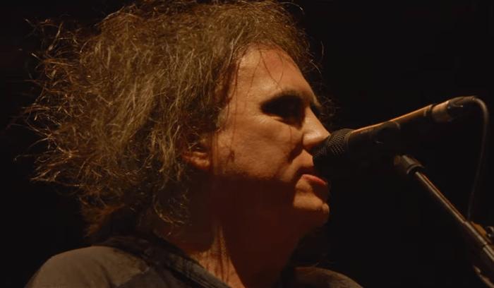 The Cure guarda il trailer del film-concerto del 7 luglio 2018 a Hyde Park, londra