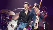 The Killers e Johnny Marr insieme a Glastonbury 2019