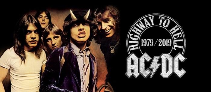 """Gli AC/DC celebrano i 40 anni di """"Highway To Hell"""""""