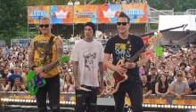 Il nuovo disco dei Blink 182 esce a settembre
