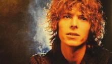 """David Bowie arrivò nel 1969 al """"Festival Internazionale"""" di Monsummano Terme"""
