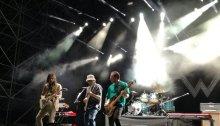 Weezer dal vivo il 7 luglio 2019 al Bologna Sonic Park