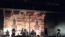 Damon Albarn e The Good The Bad And The Queen dal vivo il 20 luglio 2019 al Lucca Summer Festival