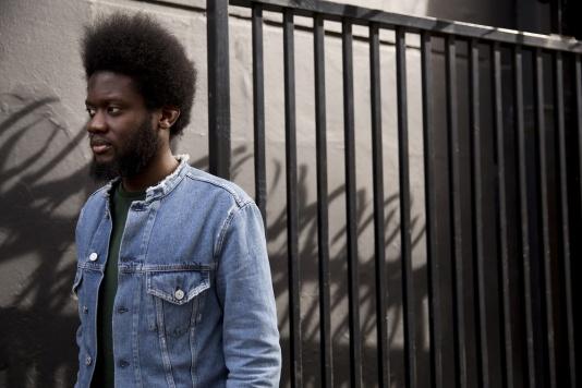 Michael Kiwanuka 9 luglio Sexto 'Nplugged
